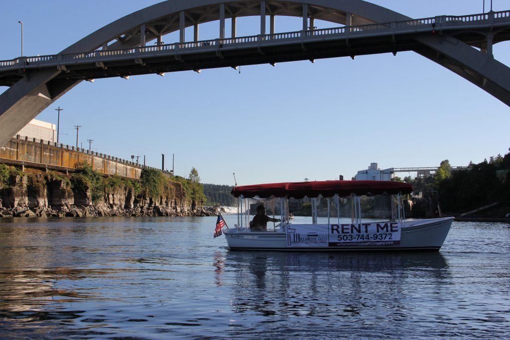 Willamette Fallls Boat Company